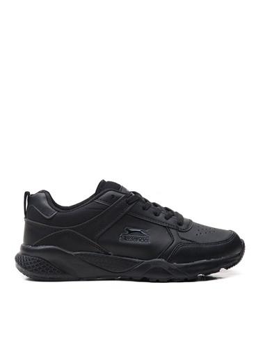 Slazenger Slazenger IKARUS Koşu & Yürüyüş Kadın Ayakkabı  Siyah